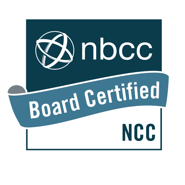 Laura S Mindell, Licensed Professional Counselor - NCC Badge